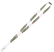 15mm Recycled PET Lanyard